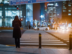 1953/1719'z (june1777) Tags: snap street alley seoul night light bokeh fujifilm gfx 50r mamiya 645 80mm f19 2500 euljiro adcn art4