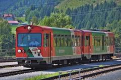 Unzmarkt 17.08.2017 (The STB) Tags: austria austrianrailways austriantrains österreich eisenbahnenvonösterreich bahn zug eisenbahn train railway narrowgauge schmalspurbahn