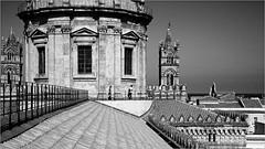 Sur le toit du Duomo, Palerme, Sicile, Italie (claude lina) Tags: claudelina italia italie italy sicilia sicile sicily palermo palerme ville town cita architecture cathédrale duomo duomodipalermo dômedepalerme cathédraledepalerme