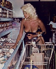 Jayne Mansfield (poedie1984) Tags: jayne mansfield vera palmer blonde old hollywood bombshell vintage babe pin up actress beautiful model beauty girl woman classic sex symbol movie movies star glamour hot girls icon sexy cute body bomb 50s 60s famous film kino celebrities pink rose filmstar filmster diva superstar amazing wonderful american love goddess mannequin blond sweater cine cinema screen gorgeous legendary iconic black white lippenstift lipstick color colors oorbellen earrings busty boobs décolleté dog chihuahua supermarket supermarkt shopping winkelen