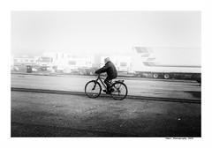 """""""Dans Les Traces Du Poulpe Ou Pour L'Attendrir Faut Taper Dessus... 38"""" (TBWLC Photography) Tags: fdrouet tbwlc street nb bw monochrome saintnazaire penhoët nikon d750"""
