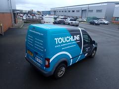Photo of Touchline Marking