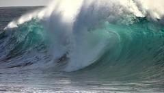 Inside (thomasgorman1) Tags: nikon wave curl surf beach nature power breaking shorebreaker sea ocean pacific island molokai hawaii big spray