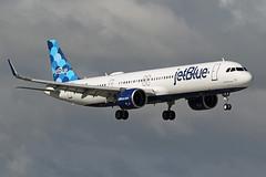 A321.N2029J (Airliners) Tags: jetblue jetblueairways 321 a321n a321neo a321271nx airbus airbus321 airbusa321 airbusa321neo airbusa321271nx fll n2029j 122519