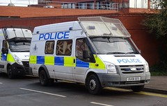 Bedfordshire Police - OUO8 EES (999 Response) Tags: bedfordshire police bedfordshirepolice luton ford transit fordtransit ouo8ees ou08ees policevan van lutonpolice
