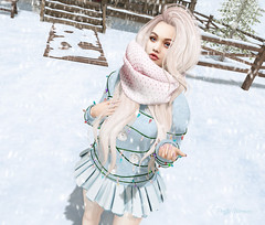 style 501 ❤️ (CreationEpic) Tags: genus insomniastore olive gift groupgift free places secondlife snow