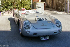 1953 Porsche 550 Spyder (aguswiss1) Tags: supercar flickrcar dreamcar amazingcar porsche flickr vintage carlover exoticcar klausenrennen youngtimer auto carspotting carporn sportscar fastcar carswithoutlimits 550spyder classiccar oldtimer caroftheday car carheaven