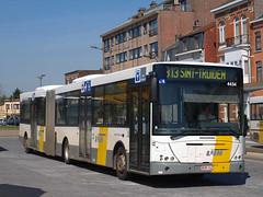 4434 313 (brossel 8260) Tags: belgique bus delijn brabant