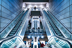 Kongens Nytorv (danieltamkl) Tags: station train denmark kongens nytorv copenhagen europe travel sony 1635gm sel1635gm a7 a73 a7iii architecture building ngc ngo