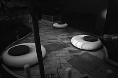 zen garden for an office block HMBT (Wendy:) Tags: dublin zen mono stones garden seats design
