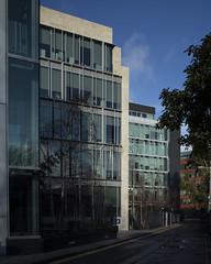 Waterloo Lane (Wendy:) Tags: dublin waterloolane offices