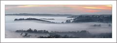 Versunken im Nebelmeer (Sunk in the sea of fog) (alfred.hausberger) Tags: nebel nebelmeer landschaft bad griesbach
