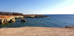 Oniro by the sea (Konstantinos CY) Tags: cyprus onirobythesea peyia pegia pafos paphos dream idilliaco beautiful skyascanvas skyasthecanvas sun sunnyday summer sea blue relaxing noclouds natural landscape mobilephotography samsunggalaxys9