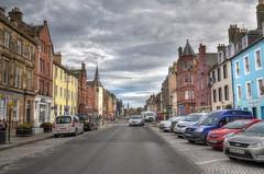 Photo of Town centre, Dunbar, Scotland