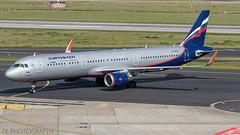 VQ-BTU Aeroflot - Russian Airlines Airbus A321-211(WL) (-TK PHOTOGRAPHY-) Tags: vqbtu aeroflot russian airlines airbus a321211wl düsseldorf dus germany planespotting canon 7d flickr russia