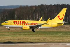 D-AHXB (PlanePixNase) Tags: aircraft airport planespotting haj eddv hannover langenhagen plane tui tuifly boeing 737700 b737 737