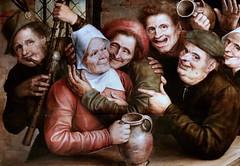 IMG_1640 Jan Massys 1510-1575 Anvers Joyeuse compagnie Merry Company   1562 Cherbourg Musée des Beaux Arts Thomas Henry  Fils de Quentin Matsys   Son of Quentin Matsys (jean louis mazieres) Tags: peintres peintures painting musée museum museo france normandie cherbourg muséedesbeauxarts muséethomashenri