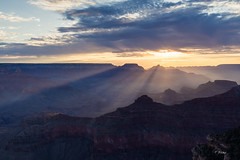 Grand Canyon's Sunrise ! (Fab Boone Photo) Tags: usa rock ssunset syunrise sunset sunrise jaune photo photography fab fabboone pattern red colors antelope canyon antelopecanyon up sky arizona page fabienboonephotograph fabienboonephotography narrow rouge national park nationalpark visitusa grandcanyon ajouter des tags fabien boone fabienboone fabienboonephoto fabboonephoto nature tree trees magic scenic landscapes outdoors no people scenics silhouette tranquil scene cloud landscape mountain beauty in outdoor lost explored nikonflickraward