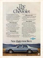 1977 Chevrolet Capric Classic Sedan USA Original Magazine Advertisement (Darren Marlow) Tags: 1 7 9 19 c chev chevy chevrolet u s car cool collectible collectors classic a automobile v vehicle us usa united states american america 70s 77 1977 caprice sedan