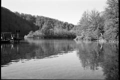Plitvice Lakes (Koprek) Tags: fujigw690ii fuji 6x9 film analog croatia plitvice lakes fomapan 100 landscape october 2019