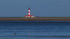 Leuchtturm Westerhever (niebergall.thomas) Tags: europa deutschland schleswigholstein sanktpeterording nordsee leuchtturm