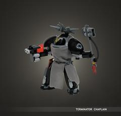 Lego Warhammer 40k Terminator Chaplain (Faber Mandragore) Tags: lego moc scifi mecha powersuit warhammer40000 warhammer40k wh40k spacemarine terminator chaplain forgeworld faber mandragore fabermandragore