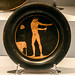 """""""The Colors of the Etruscans"""" - The Recovered Artworks XII – Athlete"""