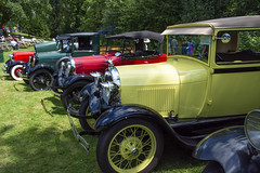 1920's Cars (Racquel Heron) Tags: car cars vintage vehicle vehicles colours carshow classiccar classic museum park stouffville ontario canada