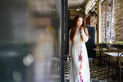 Hallway Dreams | Trinh Trương | Vietnam (Paul Tocatlian | Happy Planet) Tags: vietnam vietnamese vietnamesegirl vietnamesemodel asiafavorites happyplanet candidphotography streetphotography photoshoot