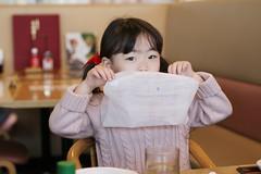 SAKIKO - Lunch time. (MIKI Yoshihito. (#mikiyoshihito)) Tags: sakurako 櫻子 さくらこ 娘 daughter サクラコ 長女 11歳3ヶ月
