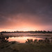 Sunrise, Loonse en Drunense Duinen, The Netherlands