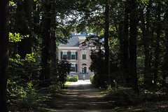 Staverdensebeek (rob.brink) Tags: nederland netherlands holland dutch gelderland landscape forest bos wood estate house villa leuvenum