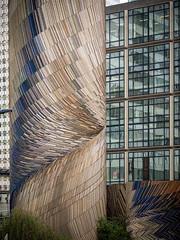 L' Art à La Défense. (kitchou1 Thanx 4 UR Visits Coms+Faves.) Tags: france summer art color paris street architecture city europe exterior world