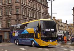 Stagecoach 50419 (SRB Photography Edinburgh) Tags: scottish citylink scottishcitylink 900 edinburgh glasgow express coach plaxton adl transport stagecoach