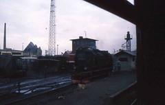 Narrow Gauge Steam Locomotive (Ray's Photo Collection) Tags: germany steam locomotive 1992 ng narrowgauge deutschland eastern dr 99
