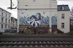 Roll over Beethoven (Tim Boric) Tags: bonn beethoven muurschildering wall painting beethovenjaar aphe weberstrasse