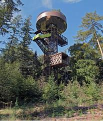 Bostoren, Putten (rob.brink) Tags: nederland netherlands holland dutch gelderland landscape forest bos wood view point tower putten