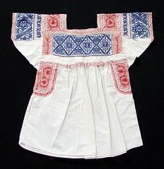 Nahua Blouse Mexico Puebla Atla Textiles (Teyacapan) Tags: nahua blusa blouses mexican puebla atla embroidered ropa clothing textiles