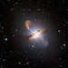 Black Hole Outflows From Centaurus A