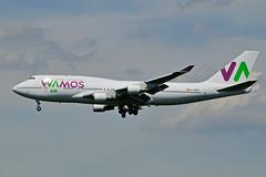 EC-MRM (Wamos Air) (Steelhead 2010) Tags: wamosair boeing b747 b747400 dus ecreg ecmrm