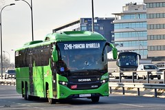 Scania Interlink Hybrid 10570 de Alsa (Bus Box) Tags: consorciodetransportesdemadrid ctm autobus bus movilidad a2 madrid transporte nexcontinentalholdings 9325lcg