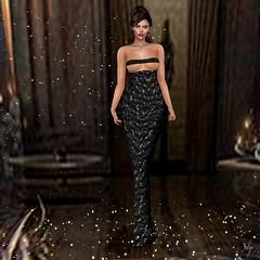 Jasmine (Algezares (III)) Tags: ebento ebentotheevent elegant gown glitter genus hj heartsdale jewelry swank secondlife sexy sensual maitreya mesh