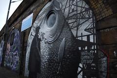glasgow story (werewegian) Tags: arches artwork yorkhill mural street art glasgow werewegian jan20