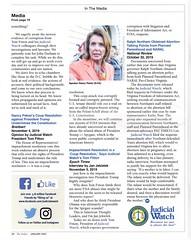 Judicial Watch Jan 2020 Verdict 20 (Judith E. Bell) Tags: junk mail elderly elderabuse predatory scam spam fake fundraiser charities