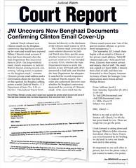 Judicial Watch Jan 2020 Verdict 7 (Judith E. Bell) Tags: junk mail elderly elderabuse predatory scam spam fake fundraiser charities