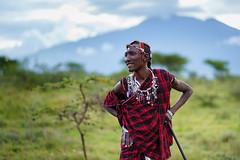 Masaai (joshlphotography) Tags: maasai warrior tribe tanzania culture africa meru arusha