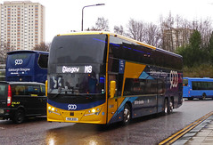 Heading off the 900.... (SRB Photography Edinburgh) Tags: scottish citylink scottishcitylink 900 edinburgh glasgow express coach plaxton adl transport parksofhamilton
