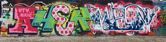 Graffiti in Amsterdam (wojofoto) Tags: amsterdam nederland netherland holland ndsm noord graffiti streetart wojofoto wolfgangjosten 2020 mason ahek