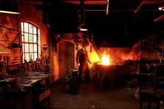 017 (boeddhaken) Tags: backintime timetravel 1900 1900s retro retrostyle museum smith horseshoe metal
