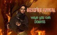 Australis Bushfire Appeal (Rosie helendales) Tags: australia bushfire appeal